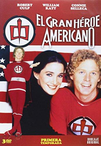 THE GREATEST AMERICAN HERO (El Gran Heroe Americano) All Regions - PAL