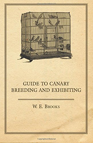 Guide to Canary Breeding and Exhibiting PDF