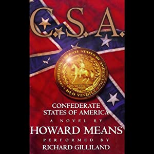 C.S.A.: Confederate States of America Audiobook