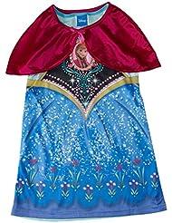 Disney Little Girls' Frozen Nightgown w/ Cape (Toddler/Kid) - Anna
