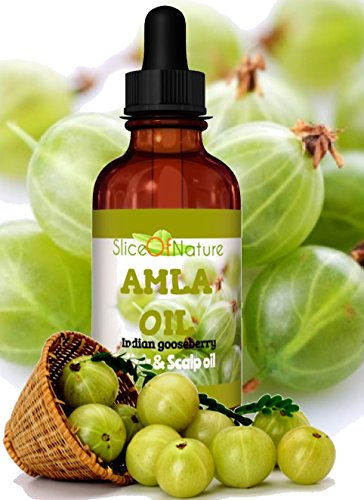 Slice Of Nature Amla Oil For Hair