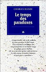 Le Temps des paradoxes