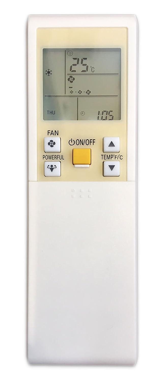 Telecomando di ricambio per Daikin serie ARC452A sostituisce ed è compatibile con ARC452A8 ARC452A9 ARC452A10 ARC452A11 ARC542A12 ARC452A13 ARC452A14 KTDJ001 replacement
