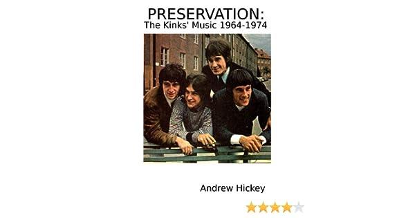 Preservation: The Kinks Music 1964-1974