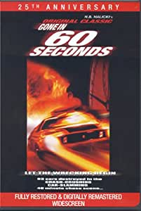 Gone in 60 Seconds [25th Anniversary Edition] (Widescreen) [Import]