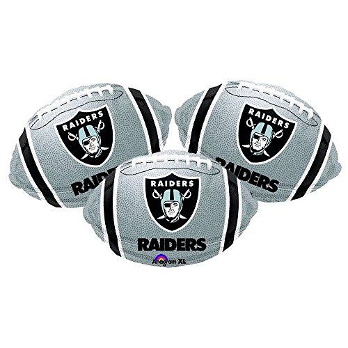 Oakland Raiders Football Party Decoration 18