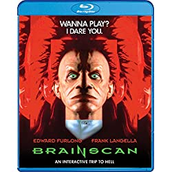 Brainscan [Blu-ray]