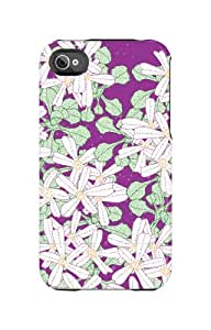 Uncommon LLC Primrose Capsule Hard Case for iPhone 4/4S - Retail Packaging