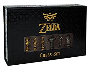 Chess: The Legend Of Zelda Collector's Edition Board Game