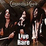 Concerto Moon - Live And Rare [Japan CD] XQHK-1011