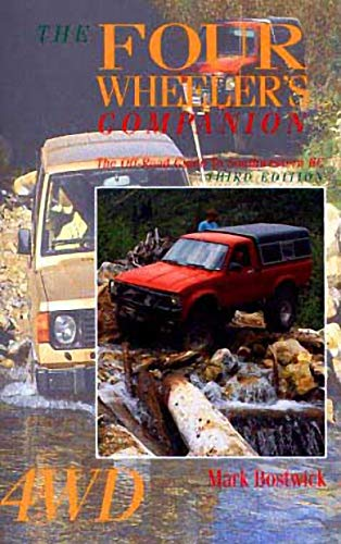 The Four-Wheeler's Companion: The Off-Road Guide to for sale  Delivered anywhere in Canada