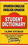 Websters Spanish English DICT, Teacher's Discovery Staff, 0756000289