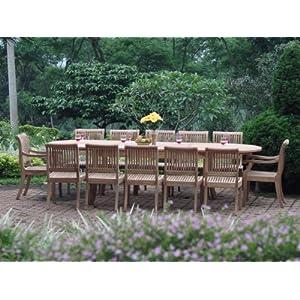 51EWLXyuMhL._SS300_ Teak Dining Tables & Teak Dining Sets