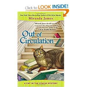 Out of Circulation (Cat in the Stacks Mystery) Miranda James