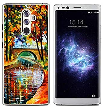 Prevoa Funda para DOOGEE Mix 2 - Colorful Silicona TPU Funda Case para DOOGEE Mix 2 Smartphone - 11