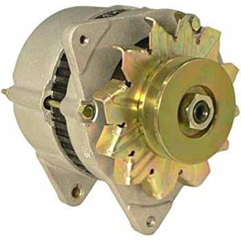 NEW ALTERNATOR FORD HOLLAND BACKHOE 455 455C 455D 555 555C 555D 575 575D 12090 Auto Parts and Vehicles