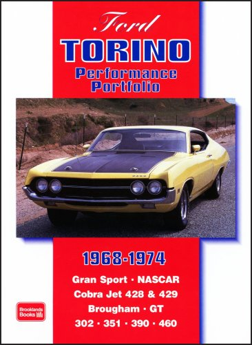 - Ford Torino 1968-1974 Performance Portfolio
