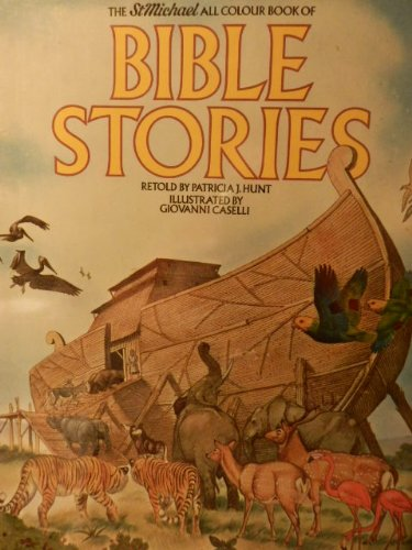 All Colour Bk of Bible Stories