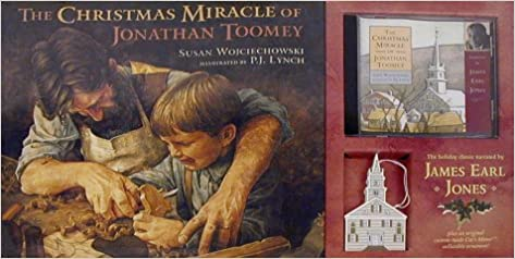 The Christmas Miracle Of Jonathan Toomey.The Christmas Miracle Of Jonathan Toomey Gift Set Susan