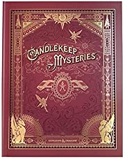 D&D Rpg - Candlekeep Mysteries (HC) Alternate Cover