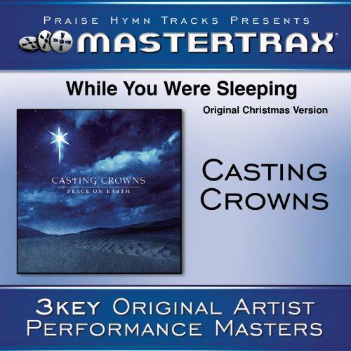 While You Were Sleeping (Original Christmas Version) [Performance Tracks] (Crown Christmas Casting)