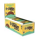 Honey Stinger Organic Gluten Free Waffle, Chocolate Mint, Sports Nutrition, 1.06 Ounce