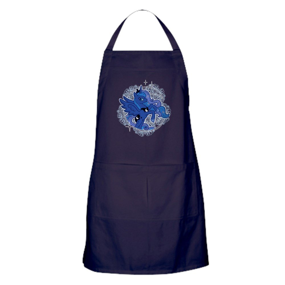 CafePress My Little Pony Princess Luna Kitchen Apron with Pockets, Grilling Apron, Baking Apron by CafePress