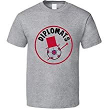 fan products of The Village T Shirt Shop Washington Diplomats NASL Retro Soccer T Shirt