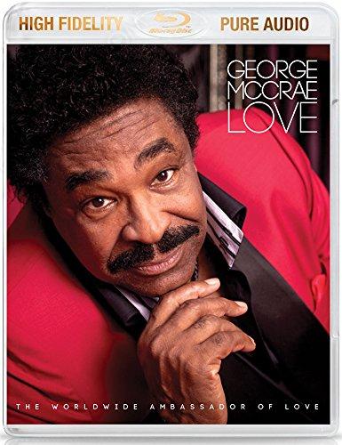 George McCrae - Love (Blu-ray Audio)