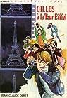 Gilles à la tour Eiffel par Deret