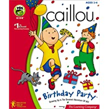 Hb Caillou Party Fun & Games  Hybrid