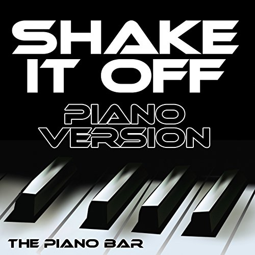 shake it off piano music pdf