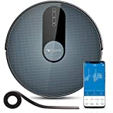 Proscenic 820S Robot Vacuum Cleaner, WiFi Connectivity, Alexa & Google Control, Smart Mapping, Auto Boost, 1800Pa Max…