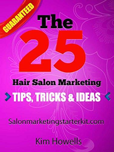 Salon Marketing Hair Beauty Tips ebook