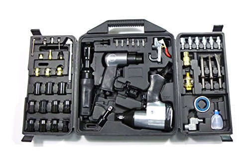 Dynamic Power 50 Piece Air Tool Kit. 1-1/2