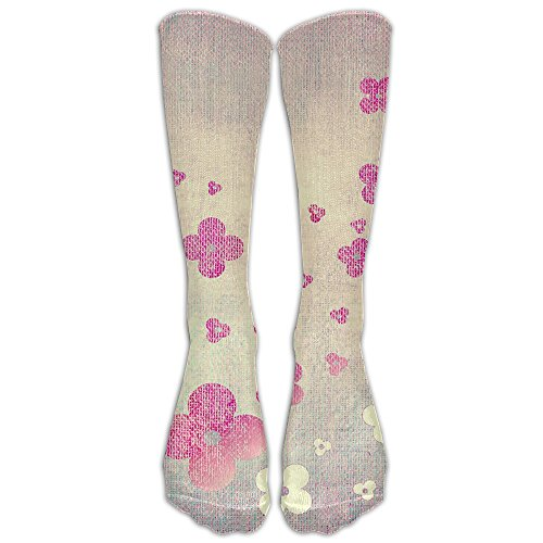 Petal Comfort Casual Fashion Long Socks For Running ,Sport And Travel
