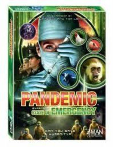 Pandemic: State of Emergency (Board Game State)