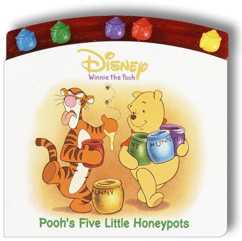 Read Online Pooh's Five Little Honey Pots ((Busy Book) (Disney's Winnie the Pooh)) pdf