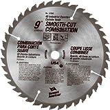 Vermont American 27253 8-Inch 40T Smooth Cut Carbide Circular Saw Blade