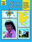 img - for North America, Grades 3-6 (Geography United States) book / textbook / text book
