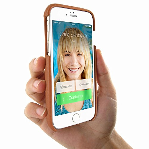 Piel Frama 683C PIELFRAMA 683C für Apple iPhone 6 in gebräunt