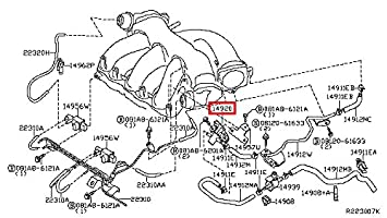 Enjoyable Infiniti Genuine Engine Control Vacuum Piping Control Valve Assy Wiring Cloud Oideiuggs Outletorg