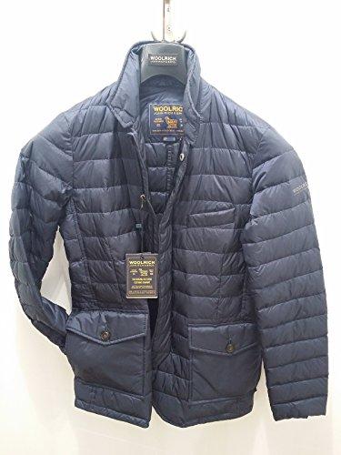 Blazer Piumino Woolrich Sundance Light Blu Aqq5E