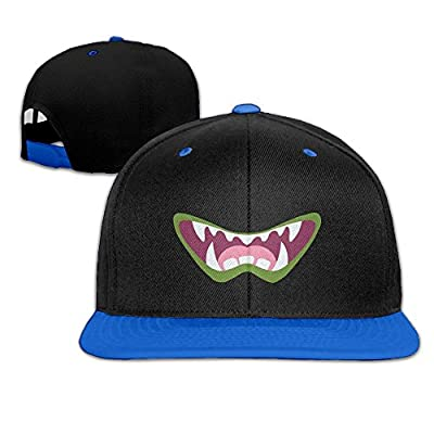 EN-Store Unisex Tooth Decay Baseball Caps Hats