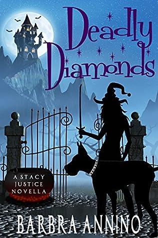 book cover of Deadly Diamonds