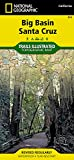 Big Basin, Santa Cruz (National Geographic Trails Illustrated Map)