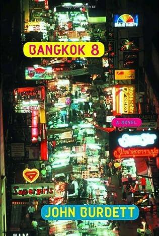 book cover of Bangkok Eight