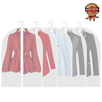 Amazon.com: Thipoten - Juego de 6 bolsas para ropa, para ...