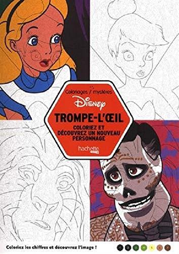 Trompe-l'oeil Disney