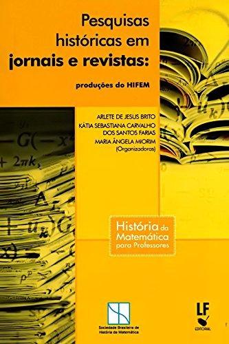 Price comparison product image Pesquisas Históricas em Jornais e Revistas. Produções do Hifem